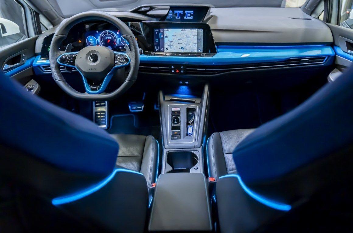 Foto Volkswagen Golf GTE Skylight - interior