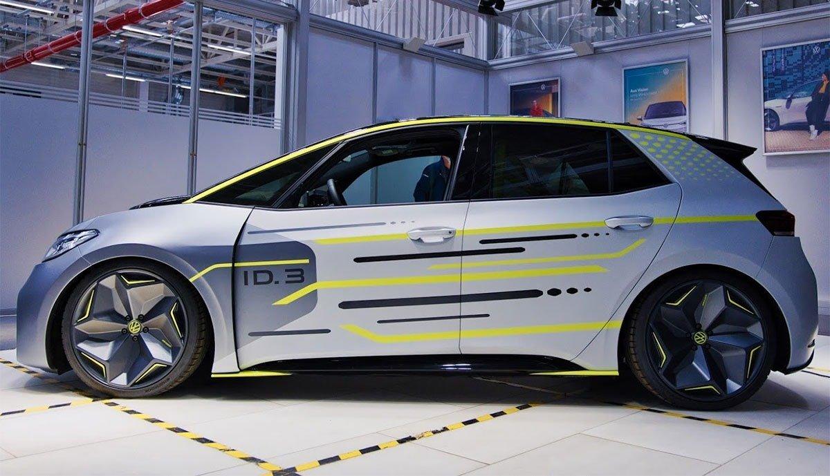 Foto Volkswagen ID.3 Wörthersee - exterior
