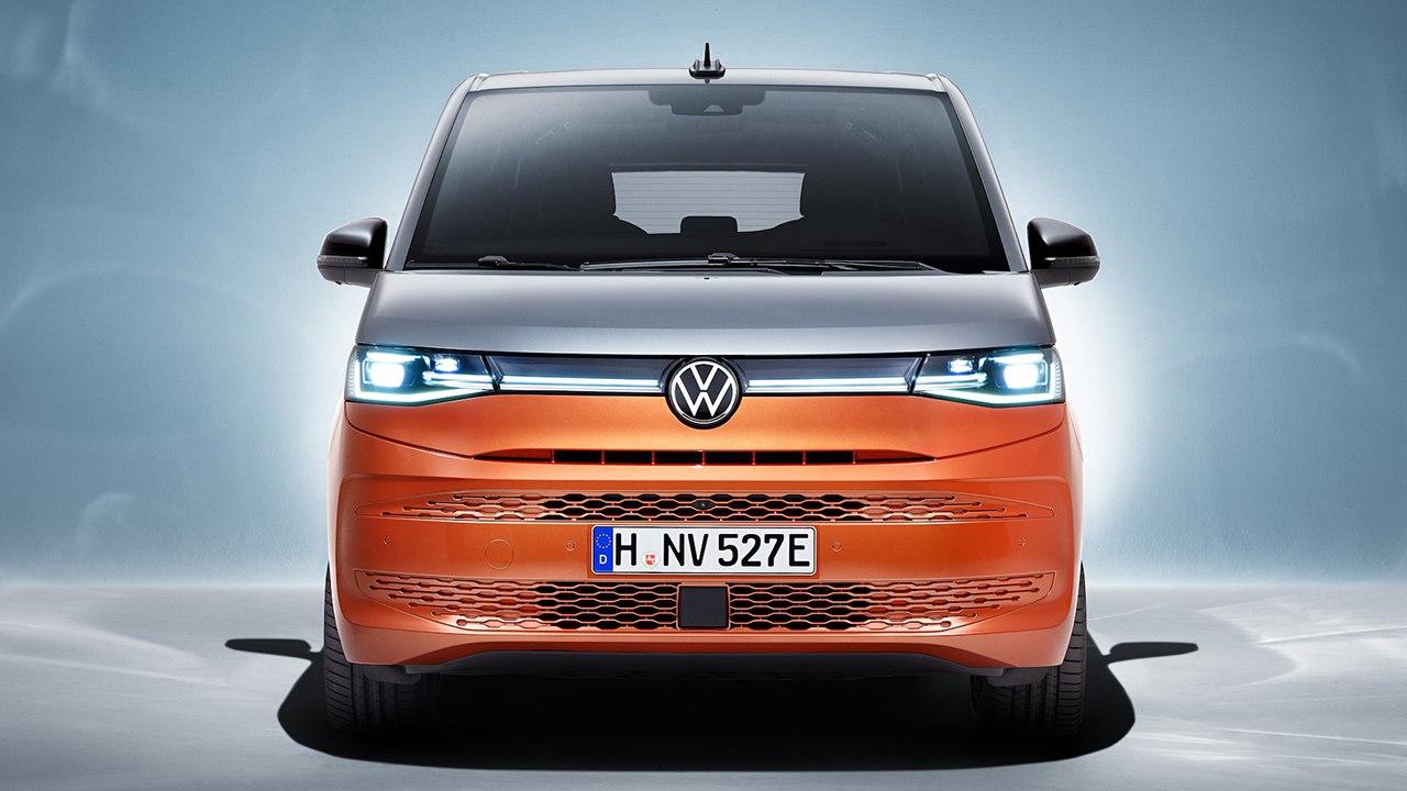 Volkswagen Multivan 2022 - frontal