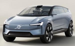 Volvo Concept Recharge, vislumbrando el sustituto 100% eléctrico del XC90