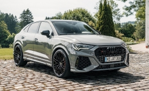 El 125º aniversario de ABT presenta novedades para el Audi RS Q3 Sportback