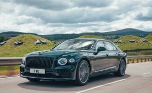 Bentley Flying Spur Hybrid, la lujosa berlina británica apuesta por la máxima eficiencia