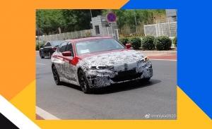 El nuevo BMW Serie 3 Eléctrico se deja ver en fotos espía en China