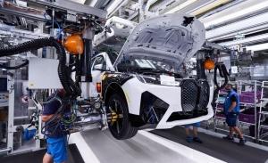 Arranca la producción del nuevo BMW iX, el SUV eléctrico inicia su andadura