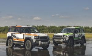 Bowler Defender Challenge, el SUV británico se transforma para un rally