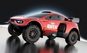 BRX Hunter T1+: Más ancho y capaz. Prodrive va a por el Dakar 2022