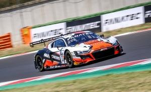 Charles Weerts logra la primera pole de la Sprint Cup en Misano con el Audi #32
