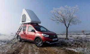 El Dacia Dokker Stepway se transforma en una verdadera Camper