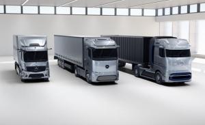 Daimler, Volvo y VAG crean la mayor red de carga para camiones eléctricos del mundo