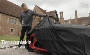 Dodge confirma la llegada de sus primeros muscle cars eléctricos