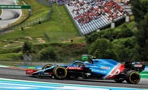 Esteban Ocon pide a Alpine un cambio de chasis para Silverstone