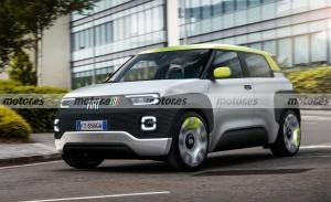 Adelantamos el futuro FIAT Panda 2023, un nuevo utilitario más moderno y eléctrico