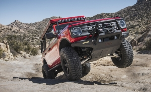 Olvídate del Ford Bronco Raptor, Shelby insinúa una variante más radical del 4x4