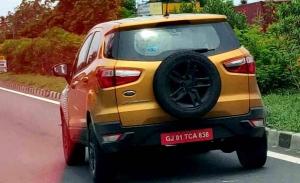 Ford EcoSport 2022, renovación para un SUV que está muy vivo lejos de España