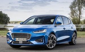 Descubrimos las novedades del Ford Focus Facelift 2022 en esta recreación
