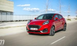 El Ford Puma desbanca al Fiesta y se convierte en el Ford más vendido en Europa