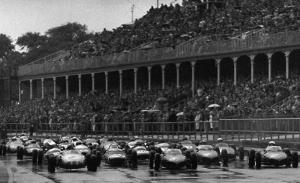 GP de Gran Bretaña de 1961, el primer título de constructores para Ferrari