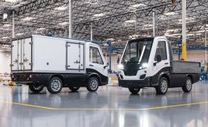 Karma anuncia la producción de nuevos vehículos comerciales eléctricos ligeros
