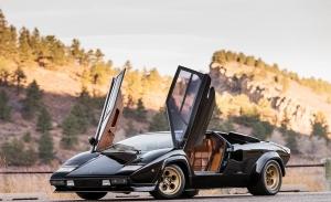 Lamborghini planea lanzar una nueva versión V12 inspirada en el Countach