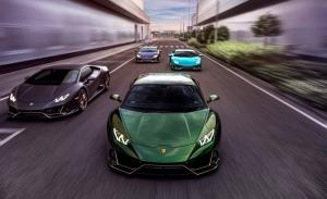 Lamborghini Huracán Mexico Edition, cuatro unidades con una personalidad especial