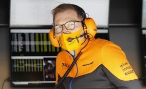 McLaren descarta una clasificación caótica: «El orden seguirá siendo el mismo»