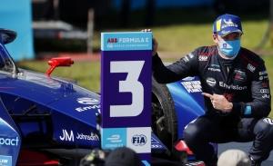 Nick Cassidy: «El podio logrado en el ePrix de Puebla es un alivio»