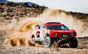 Se oficializa el fichaje de 'Orly' Terranova por Prodrive para el Dakar 2022