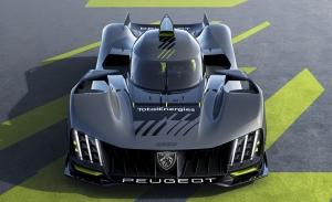Peugeot 9X8: el arriesgado hypercar con el que Peugeot vuelve al WEC