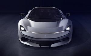 El Pininfarina Battista debutará en el Festival of Speed de Goodwood