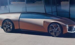 Pininfarina Teorema Concept, listos para la era eléctrica, digital y autónoma