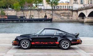 Pieza de colección: uno de los valiosos y escasos Porsche 911 2.8 RSR a subasta