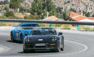 El Porsche 911 Safari aparece en las pruebas de extremo calor del sur de Europa