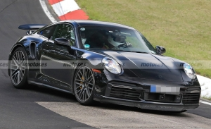La variante híbrida del Porsche 911 será una realidad y estas son sus primeras fotos