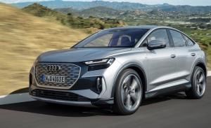 El nuevo Audi Q4 Sportback e-tron aumenta su autonomía y ya tiene precios