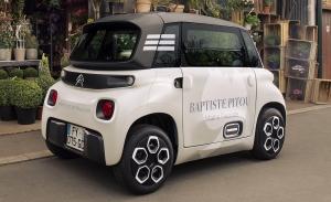 Precio del nuevo Citroën My Ami Cargo, un pequeño vehículo comercial eléctrico