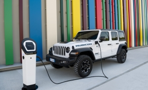 Prueba Jeep Wrangler 4xe, el más potente de la historia