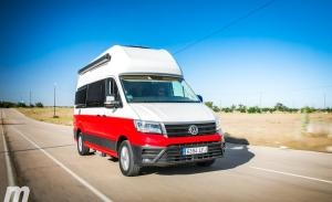 Prueba Volkswagen Grand California 600, con la casa a cuestas (Con vídeo)