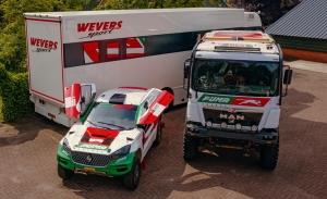 Puma Energy Rally Team: apuesta heterogénea y mixta para el Dakar 2022