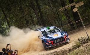 El Rally de Australia se cae de la 'lucha' por ser parte del WRC 2022