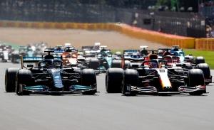 Red Bull apela ante la FIA la sanción impuesta a Hamilton en Silverstone