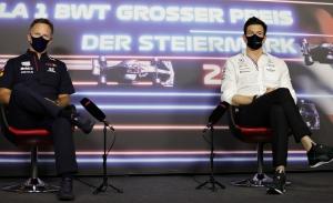 Red Bull no presionará a los comisarios por venganza «como Mercedes», según Marko