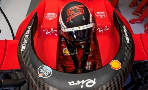 Sainz aporta más datos sobre los problemas de Ferrari con los neumáticos