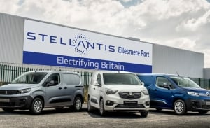 Stellantis también fabricará sus furgonetas eléctricas en el Reino Unido