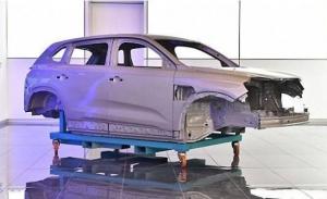 TOGG, el fabricante turco, ya tiene listo el primer chasis de su futuro SUV