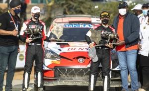 Toyota rechaza tener a Takamoto Katsuta en su equipo oficial del WRC