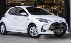 Nuevo Toyota Yaris ECOVan, el utilitario híbrido se transforma en vehículo comercial