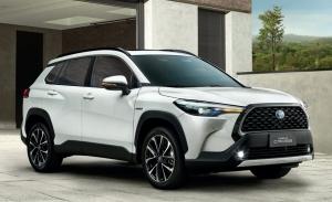 Brasil - Junio 2021: El nuevo Toyota Corolla Cross destaca y entra en el Top 10