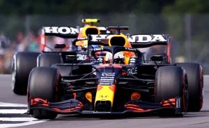 Verstappen, el más rápido en el 'warm up' para la carrera de clasificación al sprint