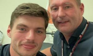 Verstappen sale ileso del hospital: escucha la escalofriante radio tras su accidente