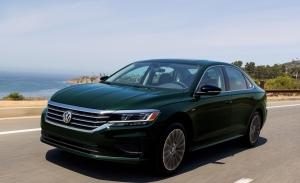 El Volkswagen Passat estrena edición limitada para despedir su producción en EEUU
